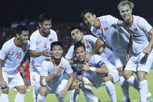 Bí mật bên dưới lớp áo thi đấu của tuyển Việt Nam, 'vũ khí' góp công vào chiến thắng của đội tuyển