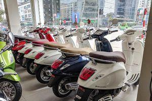 Sôi động thị trường xe máy cũ, xe tay ga ngày càng được ưa chuộng