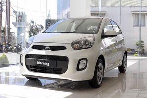 Bộ đôi KIA Morning, Cerato bật khỏi top 10 ô tô bán chạy nhất Việt Nam