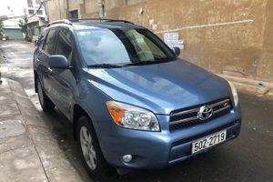 Xe cũ Toyota Rav4 nhập từ Mỹ giá dưới 500 triệu đồng vẫn kén khách Việt