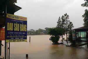 Hà Tĩnh: Gần 6.000 em học sinh phải nghỉ học do mưa lũ