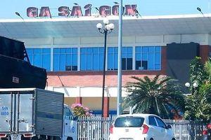 Ga Sài Gòn hạn chế 'cò mồi', vé chợ đen tung hoành dịp Tết Canh Tý 2020