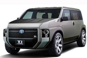 Xe ý tưởng Toyota TJ Cruiser sắp ra mắt có gì ấn tượng?