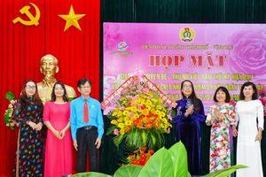 Họp mặt giao lưu chuyên đề 'Phụ nữ Việt Nam thời kỳ hiện đại'