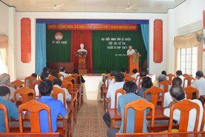 Đại biểu HĐND tỉnh: Tiếp xúc cử tri tại các địa phương