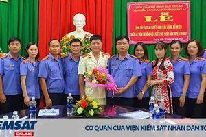 VKSND tỉnh Đắk Lắk: Điều động, bổ nhiệm Viện trưởng VKSND thị xã Buôn Hồ và huyện Ea Kar