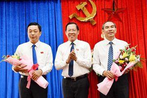 Nhân sự mới tại Bến Tre, Cao Bằng