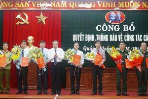 Quảng Bình bổ nhiệm 2 Phó Giám đốc Sở Giáo dục và Đào tạo