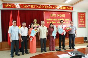 Thái Nguyên, Đồng Nai có nhân sự mới