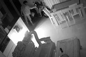'Nữ quái' cùng anh họ thực hiện 7 vụ trộm sa lưới