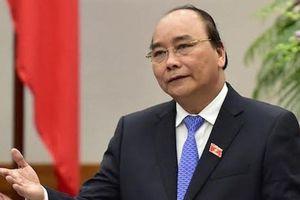 Thủ tướng chỉ đạo xử lý ô nhiễm nguồn nước sạch sông Đà
