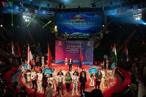 Liên hoan Xiếc quốc tế 2019 thúc đẩy quan hệ hợp tác giữa các quốc gia