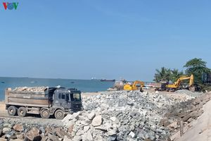 Dự án Thủy cung Hòn Ngưu: Tỉnh yêu cầu ngừng, chủ đầu tư vẫn thi công