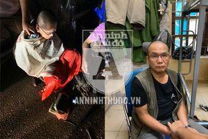 Thầy cúng bị bắt trên đường 'buôn' ma túy từ Hòa Bình về Hà Nội