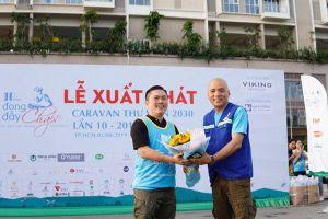 Đỗ Trùng Dương - 10 năm làm từ thiện cùng dự án Thư viện Caravn 2030