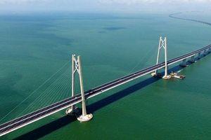Gree hoàn thành hệ thống điều hòa cho cầu vượt biển dài nhất thế giới