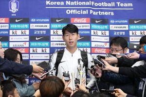Sao Hàn Quốc nói gì về trận đấu kỳ lạ ở Bình Nhưỡng?
