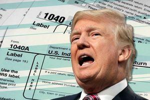 Tổng thống Trump bị nghi gian lận tài chính