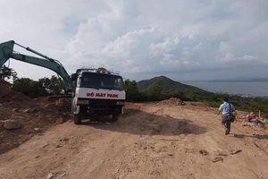 Lộ công trình bạt núi 'khủng' ở TP Vũng Tàu