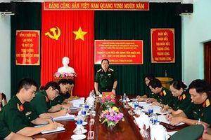 Thượng tướng Nguyễn Trọng Nghĩa thăm, làm việc tại Trung tâm Nhiệt đới Việt – Nga