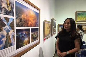 2 tác phẩm đoạt Huy chương Vàng Festival Nhiếp ảnh trẻ năm 2019