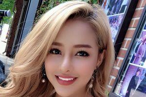 Soi nhan sắc của Ngân 98 trước khi thi hoa hậu ở Hàn Quốc