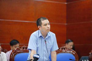 Phó giám đốc Cty nước sạch Sông Đà: 'Xin lỗi hay không phải chờ kết luận cuối cùng...'