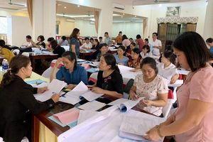 Khởi động khóa tập huấn hơn 3.200 giáo viên cốt cán