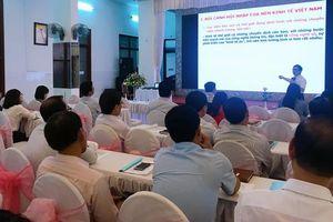 Khai giảng lớp hội nhập kinh tế quốc tế tại Ninh Thuận