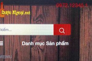 TP.HCM: Xử lý vi phạm website kinh doanh thương mại điện tử
