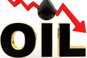 Giá xăng dầu hôm nay 17/10 tụt giảm mạnh