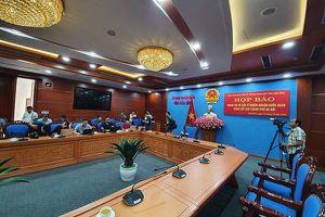 Hòa Bình họp báo vụ đổ trộm dầu thải đầu nguồn nước sạch sông Đà