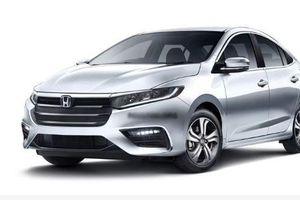 Honda City 2020 chốt lịch ra mắt, sẽ sử dụng động cơ mới