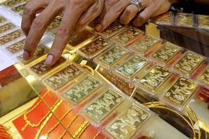 Giá vàng SJC bật tăng theo đà thế giới
