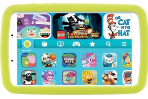 Samsung lặng lẽ ra mắt Galaxy Tab A Kids Edition
