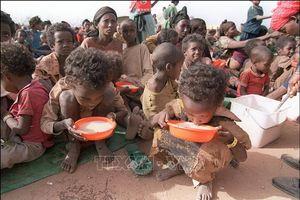 Chống đói nghèo vì quyền trẻ em