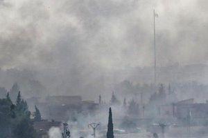 Chiến sự Syria: Liên quân chống IS không kích phá hủy kho đạn lớn