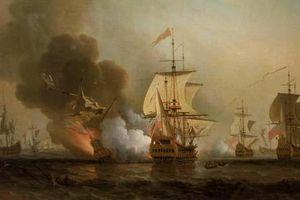 Hé lộ về con tàu chở kho báu 17 tỷ USD dưới đáy biển