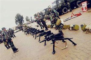 Súng chống 'biển người' Việt Nam sử dụng được đưa vào chiến trường Syria