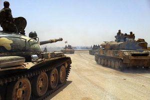 Quân đội Syria tiến vào Tây Bắc Hasakah, chặn đứng bước tiến của Thổ Nhĩ Kỳ