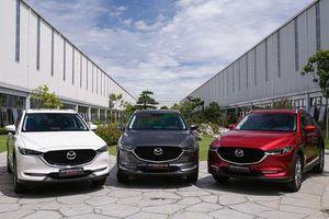 Loạt xe Mazda giảm giá sốc tại Việt Nam