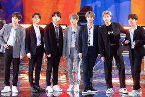 Không hổ danh 'siêu hit', DNA lại lập thành tích giúp BTS trở thành boygroup Kpop đầu tiên làm được điều này