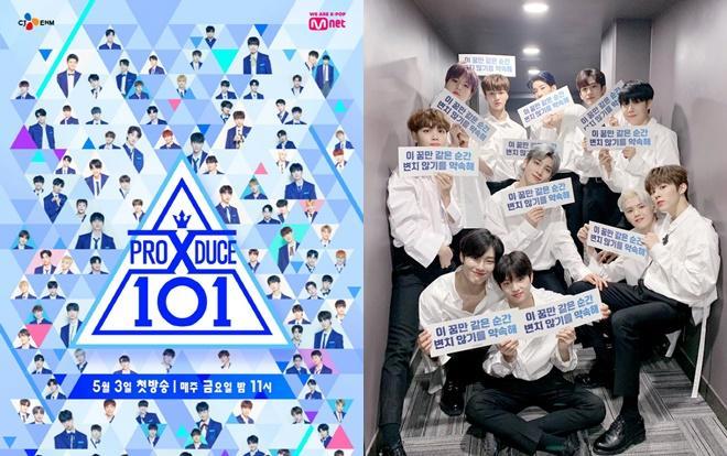 Thao túng kết quả 'Produce X 101', Mnet dự sẽ bị phạt gần 600 triệu đồng