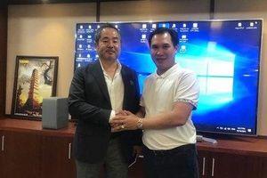 Cựu Tổng giám đốc Lucky Vietnam Construction đến Việt Nam chúc mừng HDTC thắng kiện