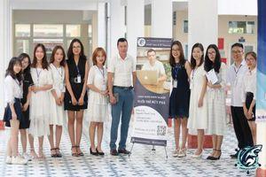 Ra mắt GOS- CLB Khởi nghiệp Khoa Kinh tế Trường ĐH Hàng hải Việt Nam