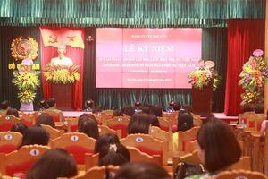 Phụ nữ Cục Hậu cần phát huy truyền thống phụ nữ Việt Nam
