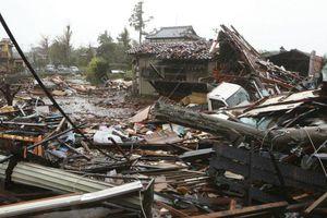 Nhật Bản đối mặt với việc xử lý hàng triệu tấn rác sau bão Hagibis