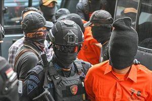 Indonesia bắt giữ 4 nghi can khủng bố có liên hệ với IS