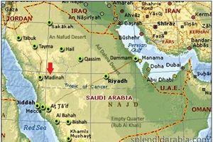 Tai nạn giao thông thảm khốc ở Ả-rập Xê-út, 35 người chết
