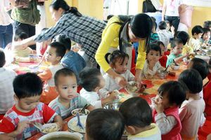 Trẻ em Việt Nam thấp còi hàng đầu thế giới